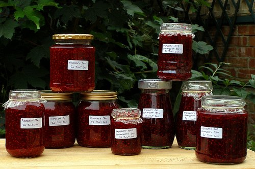 Bunch of jams