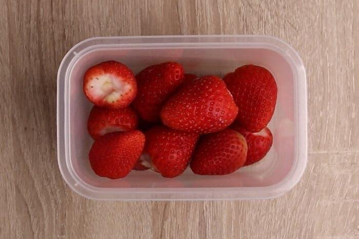 Freezer container