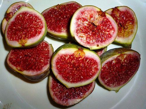 Freshly Ripened Figs