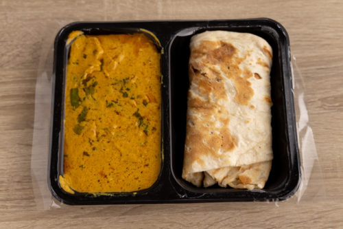 Indian takeout