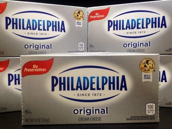 Original philadelphia cream cheese